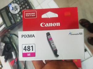 Canon Pixma 481   Accessories & Supplies for Electronics for sale in Lagos State, Ikeja
