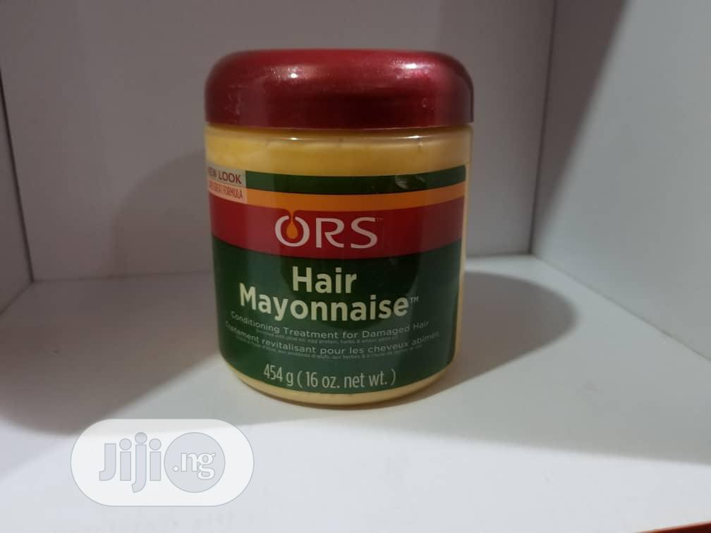 O.R.S Hair Mayonnaise