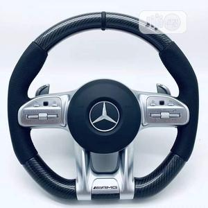 Steering Wheel New Model Mercedes-benz Is Available | Vehicle Parts & Accessories for sale in Lagos State, Surulere