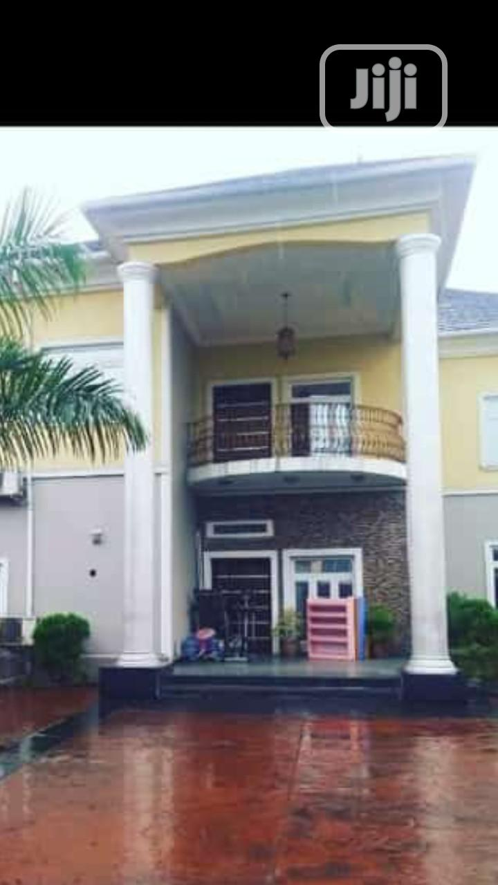 5 Bedroom Duplex for Sale Within Agip Estate Port-Harcourt