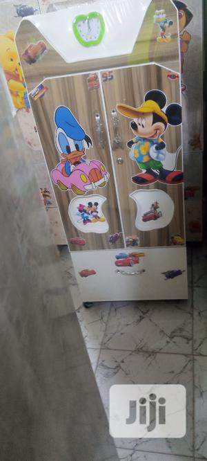 Character Baby Wardrobe Blue | Children's Furniture for sale in Lagos State, Ilupeju