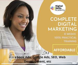 Digital Marketing Training | Classes & Courses for sale in Lagos State, Ikeja