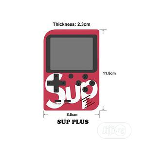 SUP PLUS Handheld Video Game Console 400 Classic Games In 1   Video Game Consoles for sale in Lagos State, Ikeja