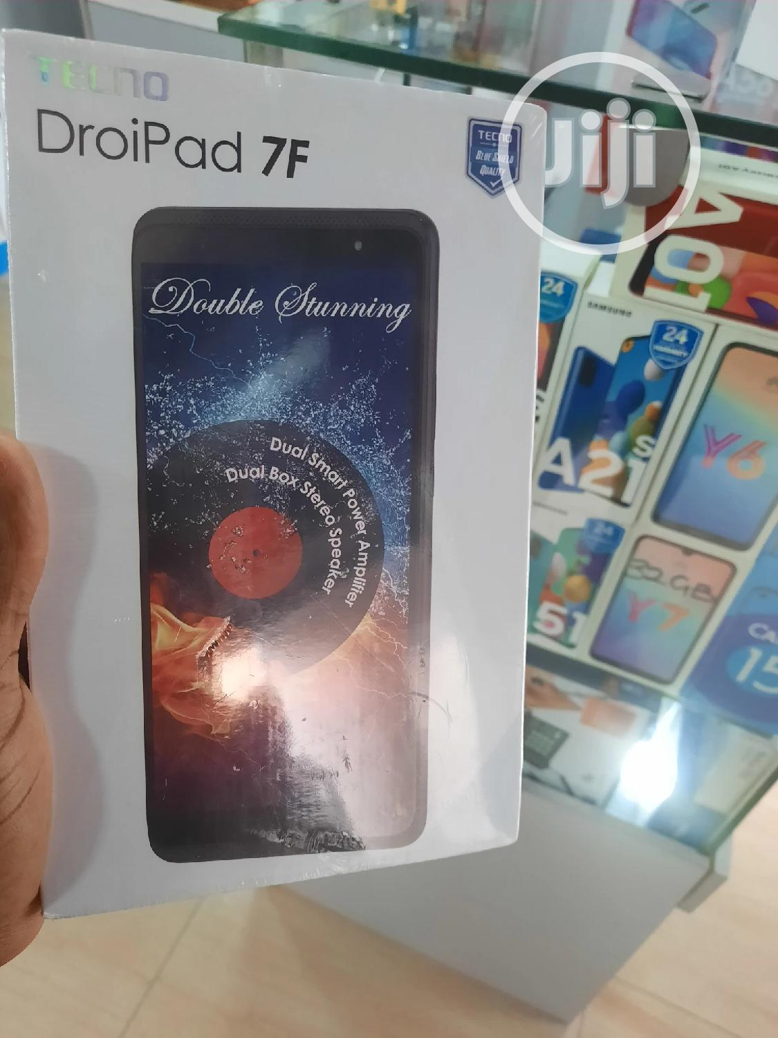 New Tecno DroiPad 7E 16 GB | Tablets for sale in Port-Harcourt, Rivers State, Nigeria