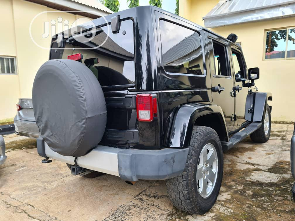 Jeep Wrangler 2012 Sport Gray | Cars for sale in Wuse 2, Abuja (FCT) State, Nigeria