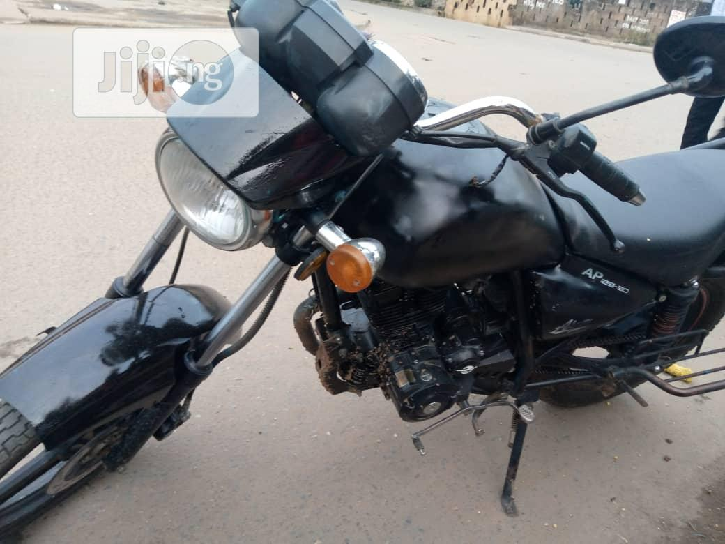 Qlink X-ranger 200 2020 Black | Motorcycles & Scooters for sale in Yaba, Lagos State, Nigeria