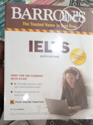 Barrons Ielts   Books & Games for sale in Lagos State, Yaba