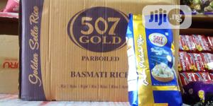 507 Gold Parboiled Basmati Rice   Meals & Drinks for sale in Lagos State, Amuwo-Odofin