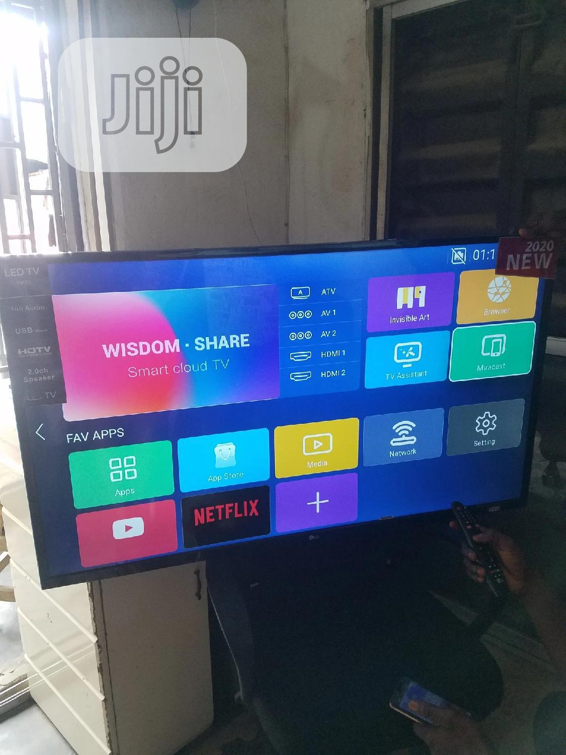LG 55 Inch Smart Led TV | TV & DVD Equipment for sale in Ojo, Lagos State, Nigeria