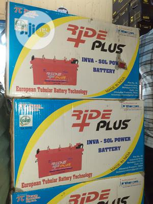 12v 200ah Rita Battery Is Available   Solar Energy for sale in Lagos State, Ojo