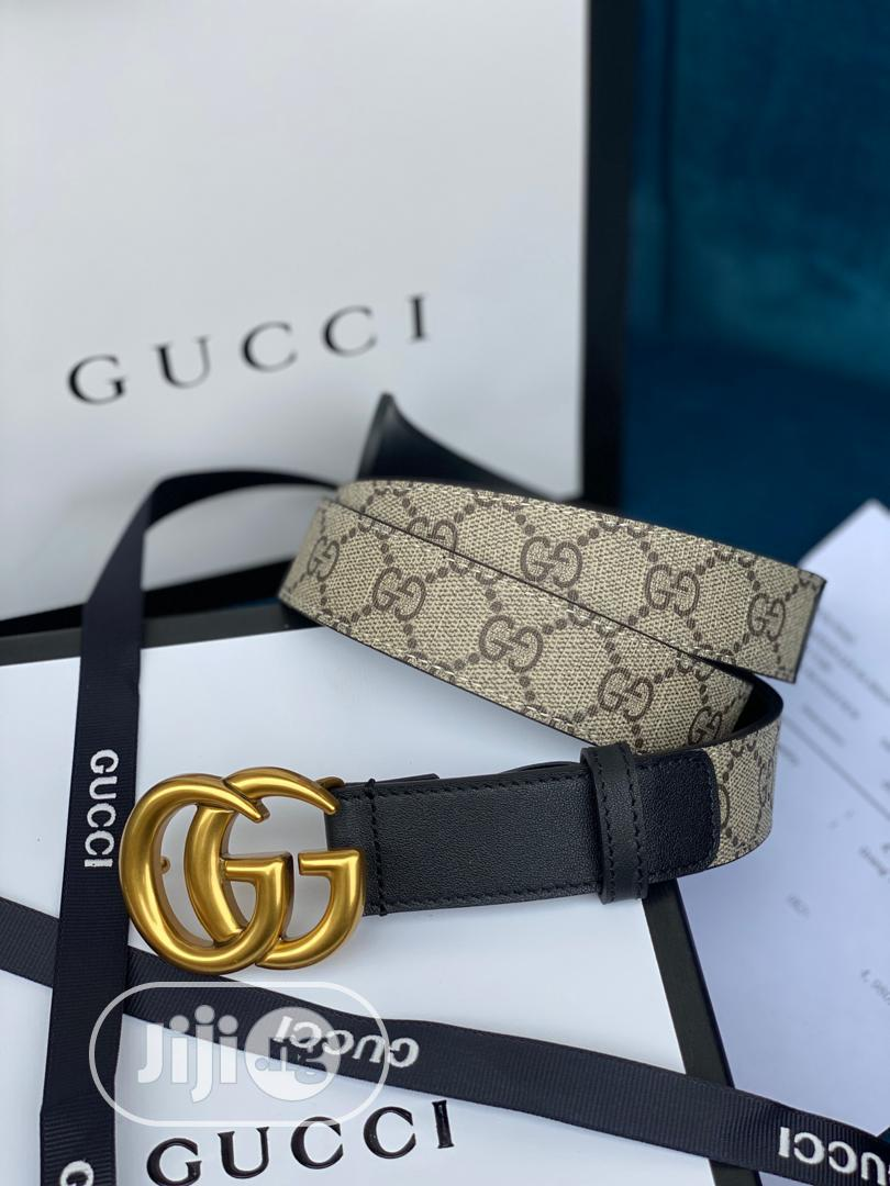 High Quality Gucci Leather Belts   Clothing Accessories for sale in Magodo, Lagos State, Nigeria