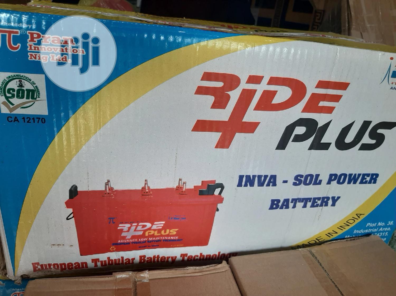 12V 200ah Rideplus Solar Battery   Solar Energy for sale in Ojo, Lagos State, Nigeria