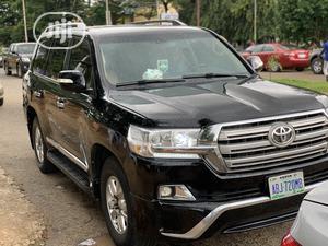 Toyota Land Cruiser Prado 2011 Black | Cars for sale in Abuja (FCT) State, Gwarinpa