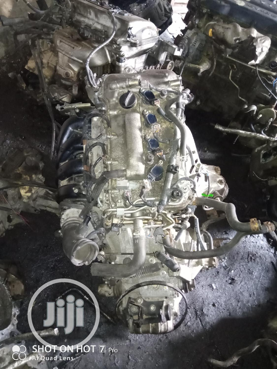 1zr And 2zr Complete Engine For Corolla 2008 - Date   Vehicle Parts & Accessories for sale in Oshodi, Lagos State, Nigeria