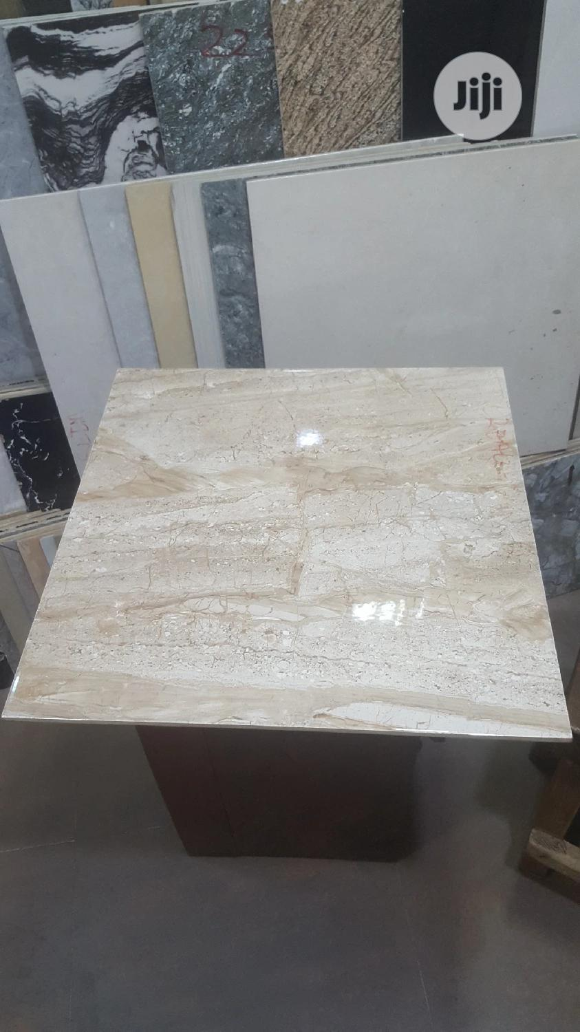 Quality 60 By 60 Spanish Floor Tiles | Building Materials for sale in Ikeja, Lagos State, Nigeria