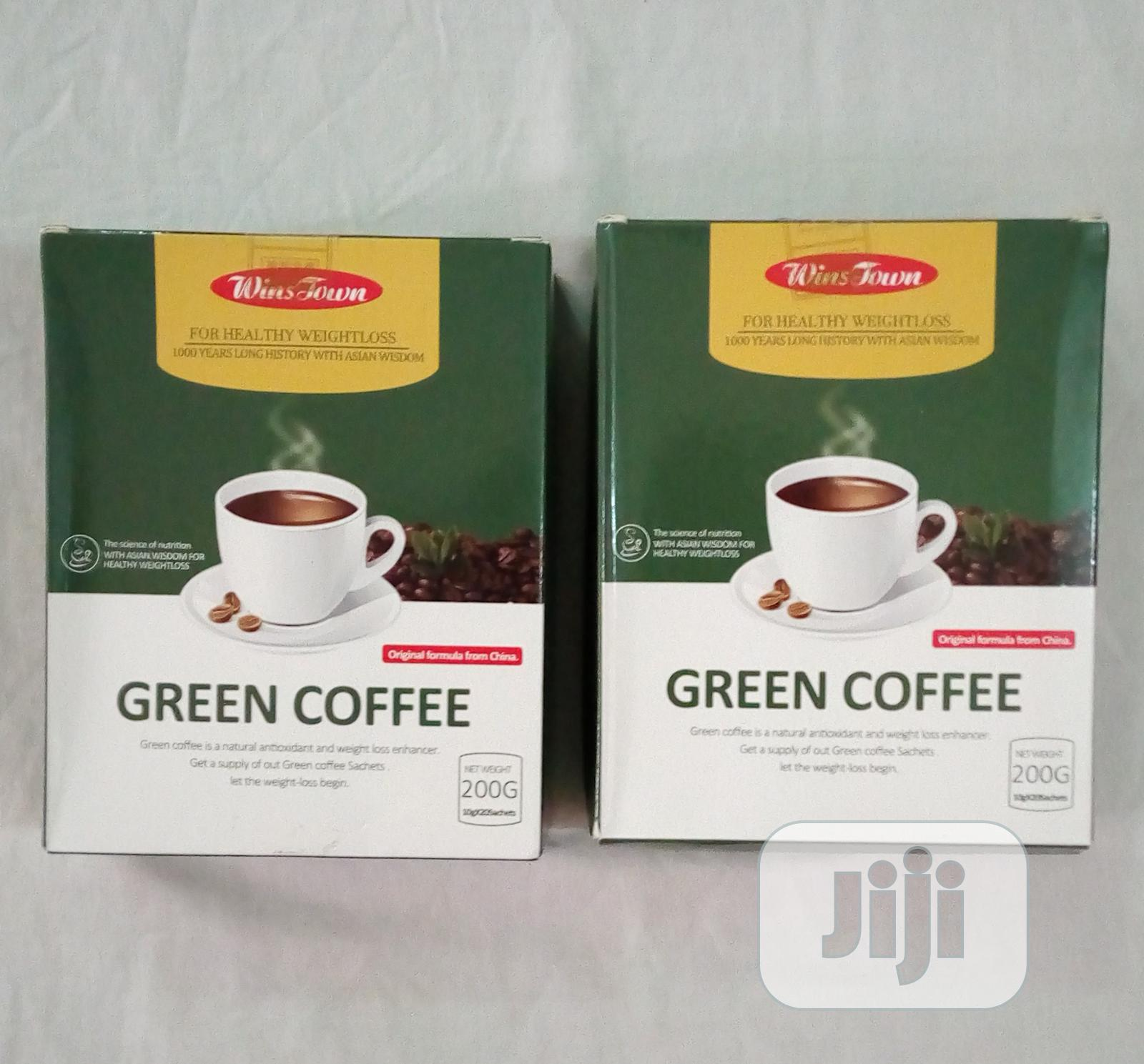Archive: Green Coffee