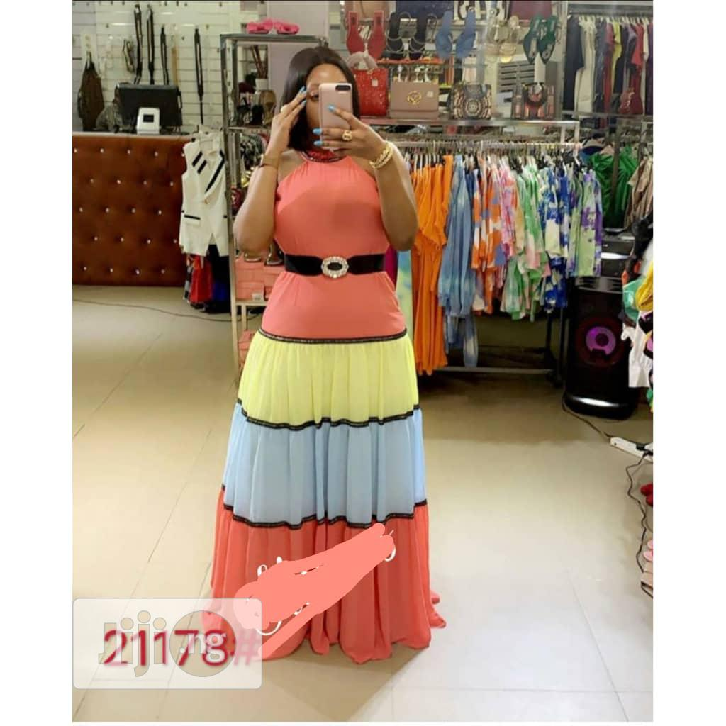 New Quality Long Gowns for Ladies.