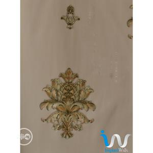 Rustic Gold in Beige Classic Damask Wallpaper | Home Accessories for sale in Abuja (FCT) State, Gwarinpa
