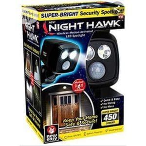 Night Hawk Motion Sensor LED Light   Security & Surveillance for sale in Lagos State, Surulere