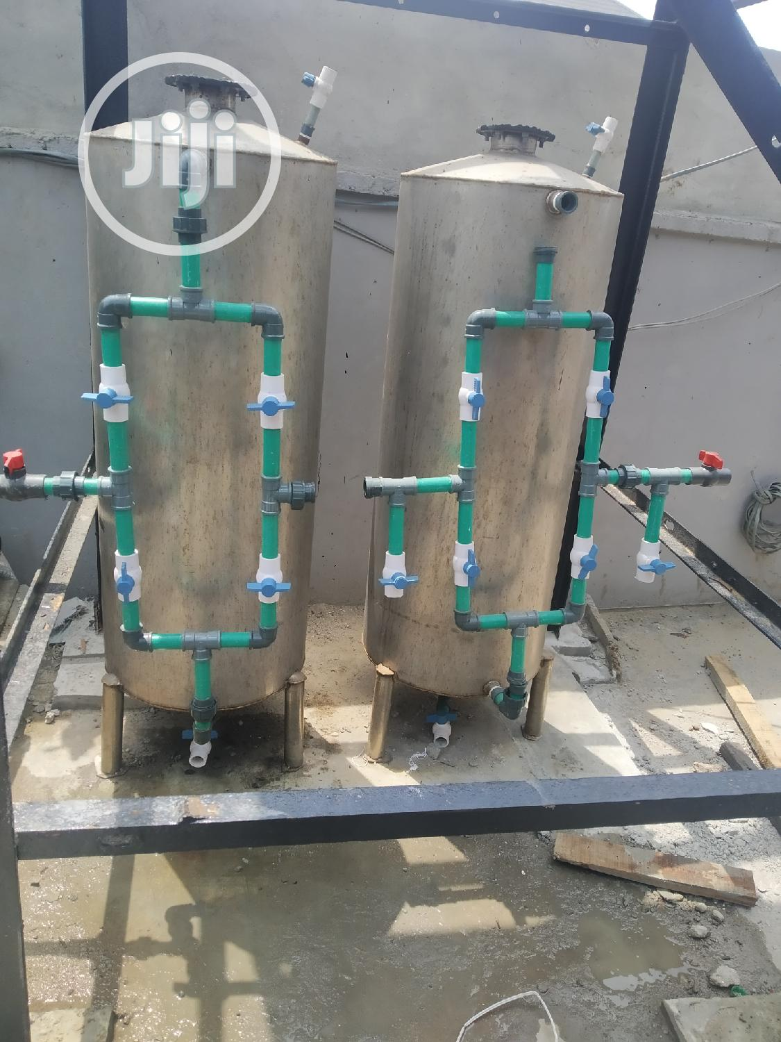 Water Treatment | Manufacturing Services for sale in Ajah, Lagos State, Nigeria