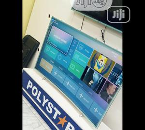 """New Version>Polystar 65""""Inch(4K UHD ACTIVE)ANDROID TV-WIFI   TV & DVD Equipment for sale in Lagos State, Ojo"""