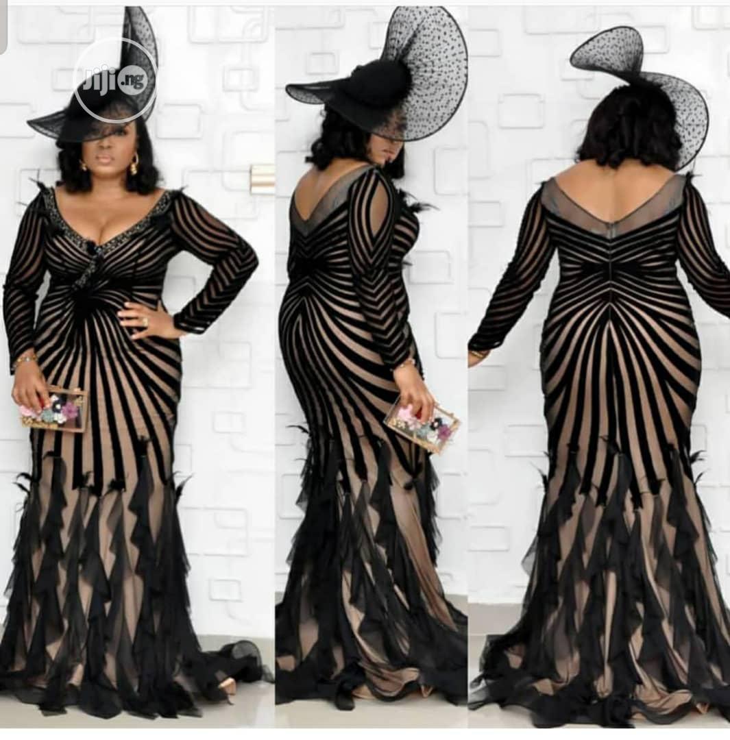 Dinner Dress From Turkey Size 38
