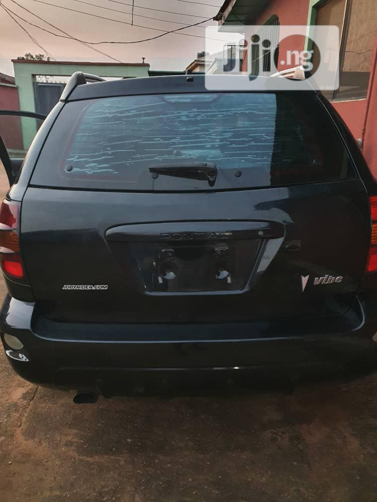 Pontiac Vibe 2007 Black | Cars for sale in Ojodu, Lagos State, Nigeria