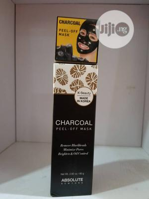 Charcoal Peel Off Mask For Blackheads | Skin Care for sale in Lagos State, Abule Egba
