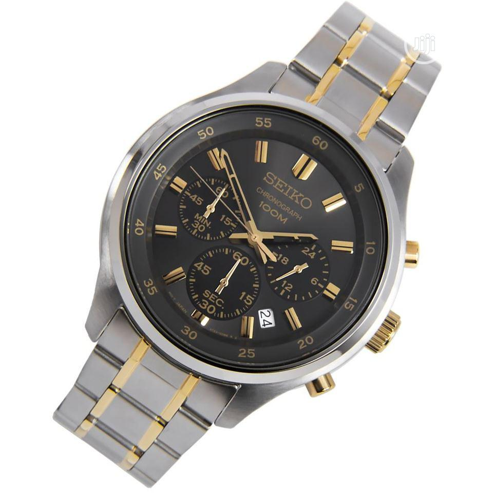 High Quality Seiko Stainless Steel Watch | Watches for sale in Magodo, Lagos State, Nigeria