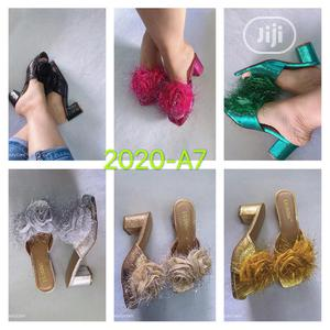 Block Low Heel Slippers for Ladies/Women in Sizes | Shoes for sale in Lagos State, Lagos Island (Eko)