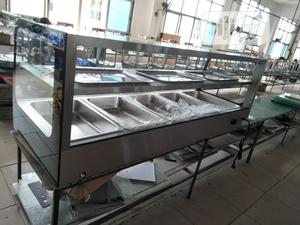 10 Plates Curve Glass Imported Food Display Warmer | Restaurant & Catering Equipment for sale in Lagos State, Ojo