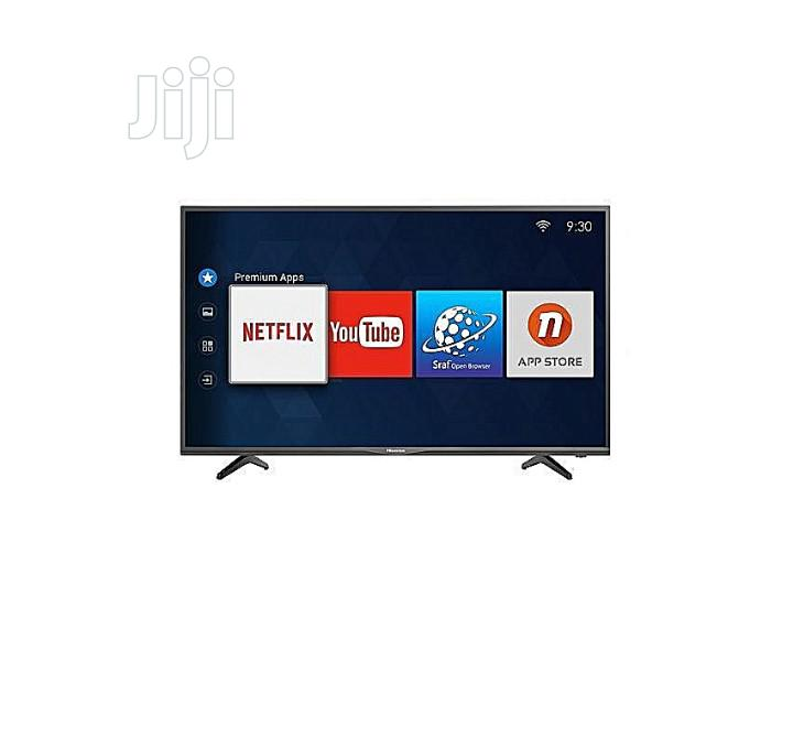 40 Inches Smart TV With Wall Bracket