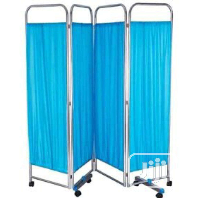 4 Fold Hospital Ward Screen