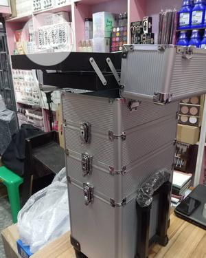 Makeup Trolley Box 4 Layers   Tools & Accessories for sale in Lagos State, Amuwo-Odofin