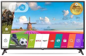 "New LG Korea(43""UM7340)4K,Smart,Wi-Fi,Magic Remote,Satellite | TV & DVD Equipment for sale in Lagos State, Ojo"
