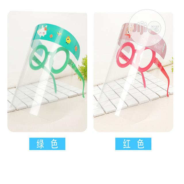 50pcs Character Face Shield for Kids