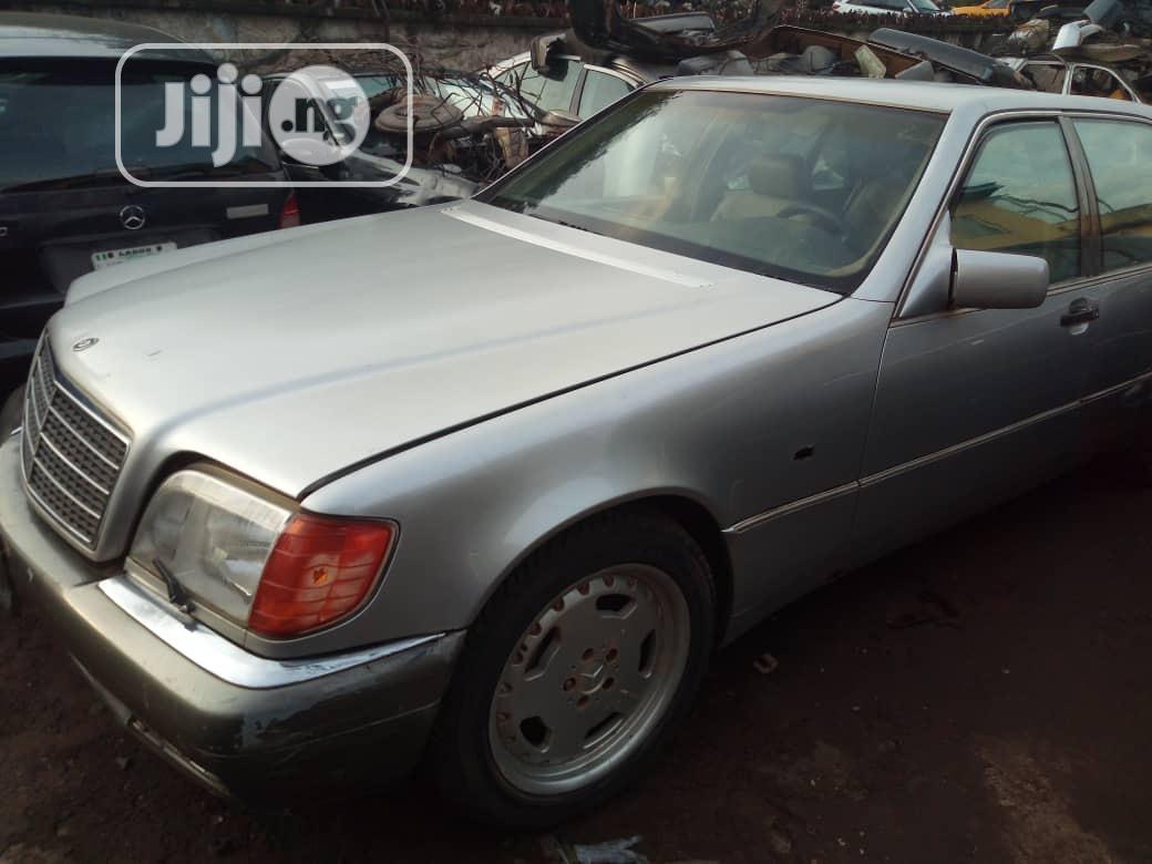 Mercedes-Benz S Class 1999 Silver | Cars for sale in Enugu / Enugu, Enugu State, Nigeria