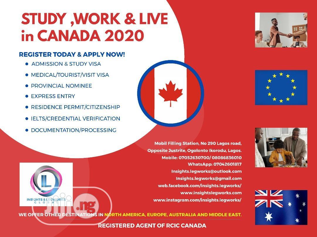 100% Guaranteed Study Visa
