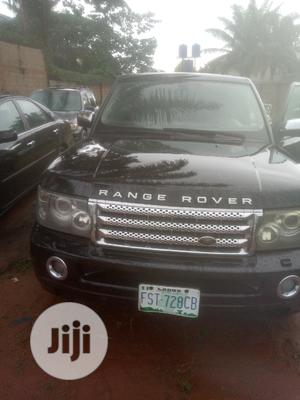 Land Rover Range Rover Sport 2008 Black | Cars for sale in Anambra State, Awka