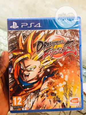 Ps4 Dragon Ball Fighter Z   Video Games for sale in Lagos State, Ikeja