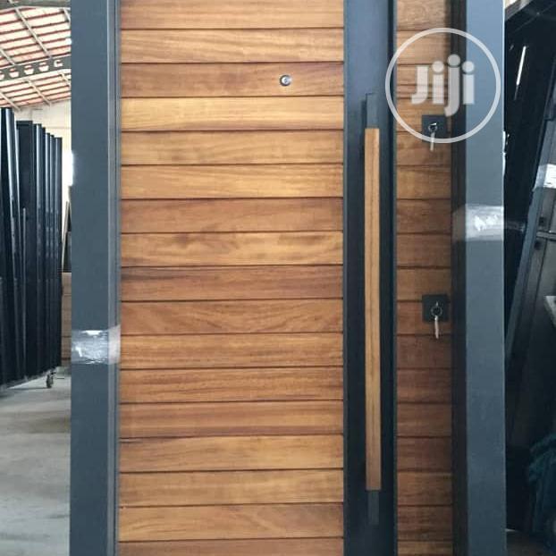 Special Turkey Security Door