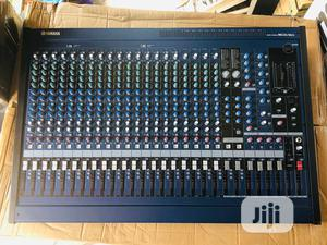 Yamaha 24 Channel Professional Mixer MG24/14fx | Audio & Music Equipment for sale in Lagos State, Ojo