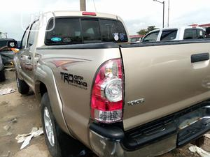 Toyota Tacoma 2008 4x4 Double Cab Gold | Cars for sale in Lagos State, Apapa