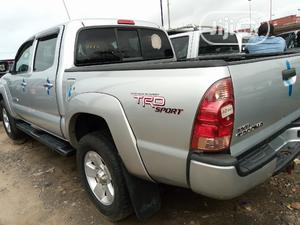 Toyota Tacoma 2008 4x4 Access Cab Silver | Cars for sale in Lagos State, Apapa