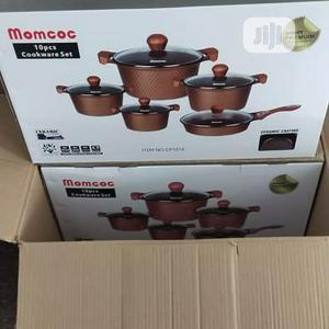 10pcs Momcoc High Quality Granite Pot | Kitchen & Dining for sale in Lagos State, Lagos Island (Eko)