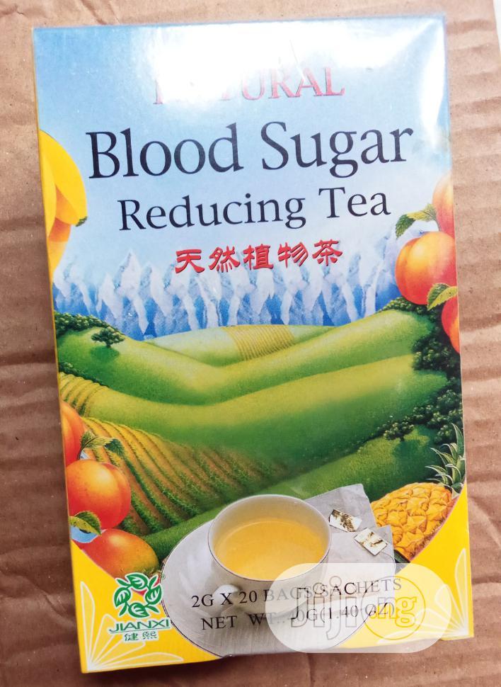 Powerful Blood Sugar Reducing Tea