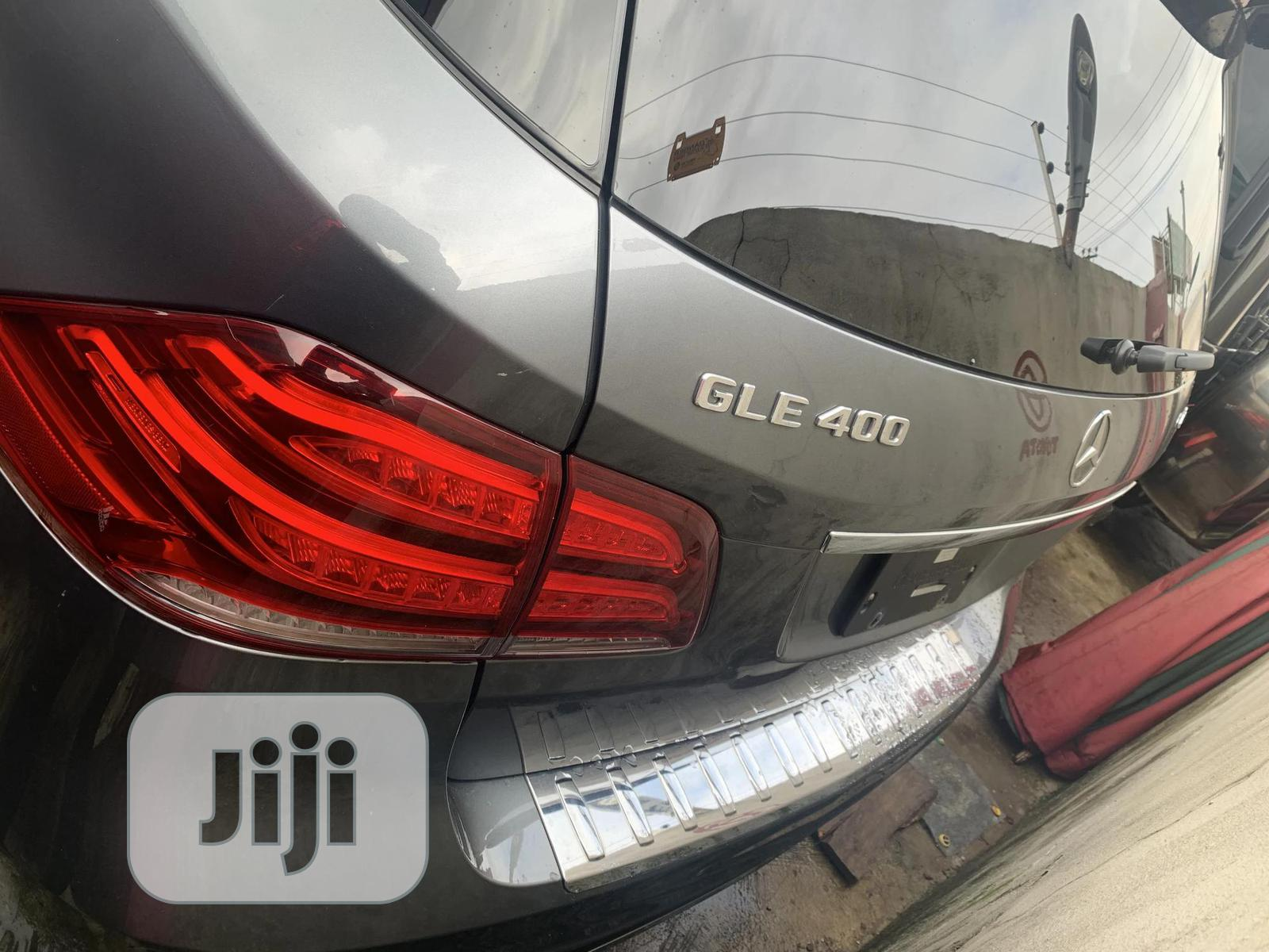 Mercedes-Benz GLE-Class 2018 Gray | Cars for sale in Ikeja, Lagos State, Nigeria