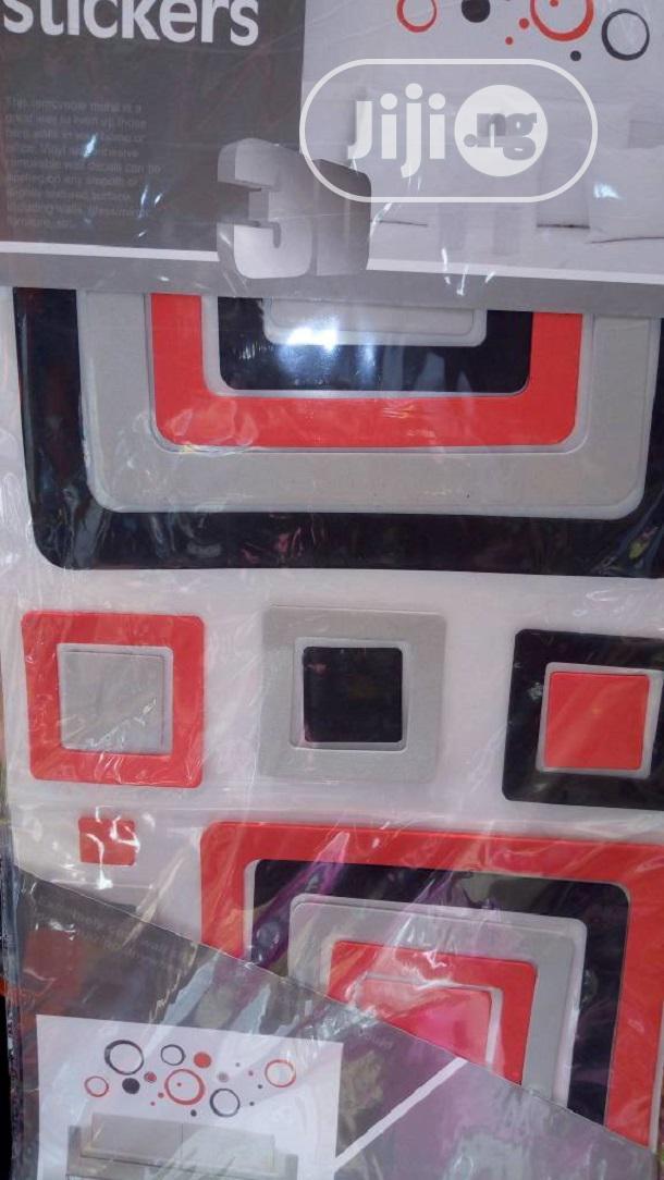 3D Wall Sticker | Home Accessories for sale in Lagos Island (Eko), Lagos State, Nigeria
