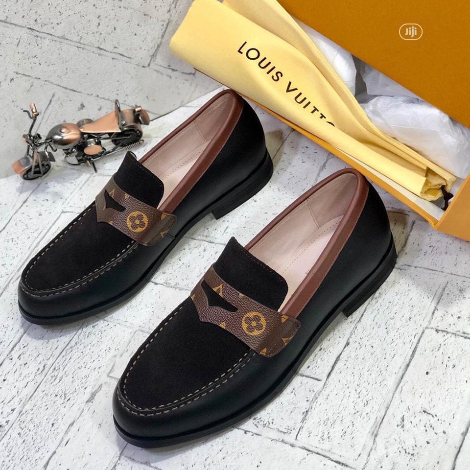 Archive: Classy Black Men Shoe