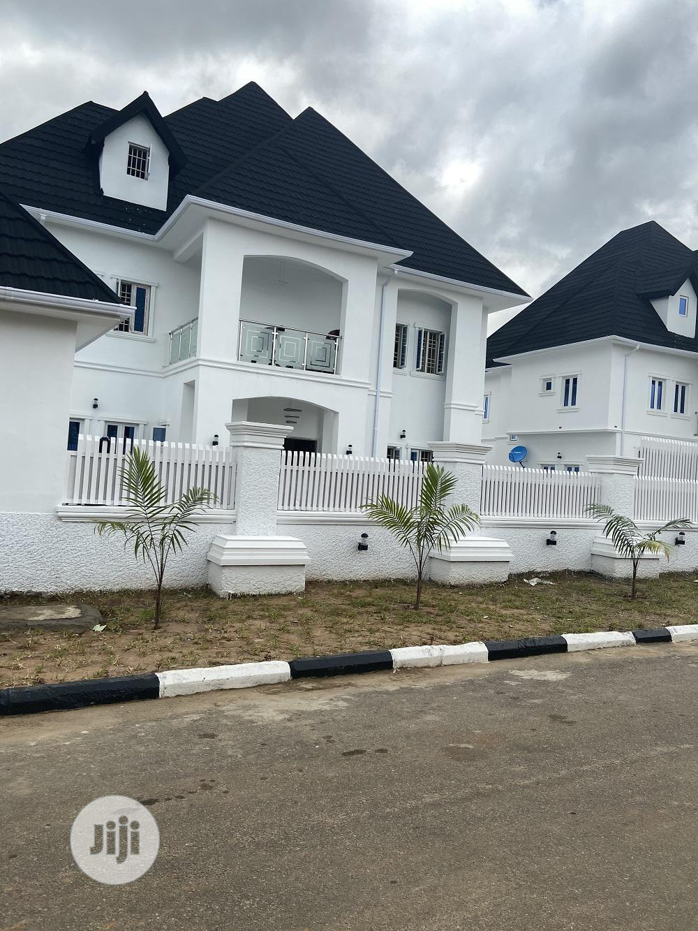 6 Bedroom Fully Detached Duplex, Beautifully Finished With P | Houses & Apartments For Sale for sale in Gwarinpa, Abuja (FCT) State, Nigeria